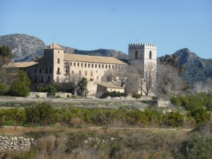 150. Monasterio de San Jerónimo de Cotalba