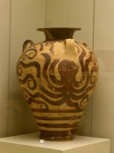 211. Micenas. Museo. XV BC