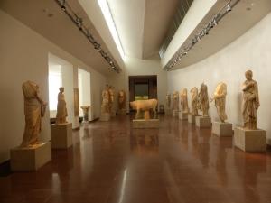 222. Olimpia. Museo