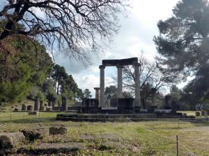 236. Olimpia. el Filipeio