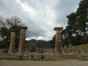 259. Olimpia. Templo de Hera