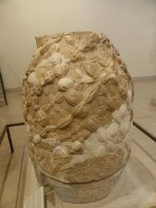 341. Delfos. Museo. Ónfalos