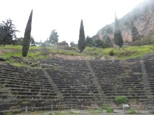 383. Delfos. Teatro