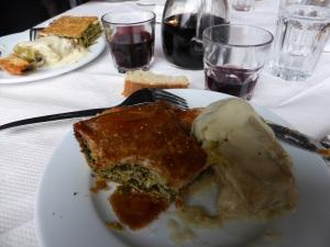 402. Restaurante cerca de Arajova