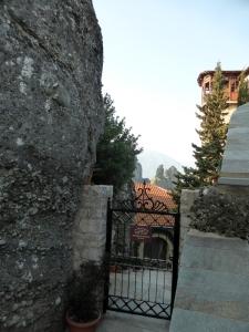 428. Meteora. Monasterio de Roussanov