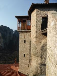 429. Meteora. Monasterio de Roussanov