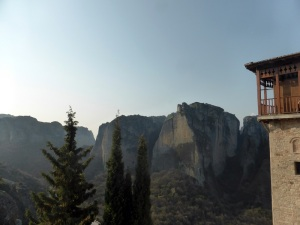 430. Meteora. Monasterio de Roussanov