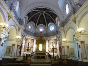 47. Cullera. Castillo. Santuario de la Virgen