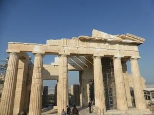 474. Atenas. Propileos