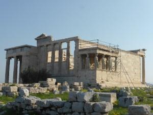 481. Atenas. Erecteion