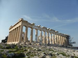 495. Atenas. Partenón
