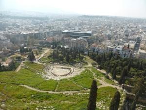 509. Atenas. Teatro de Dionisio