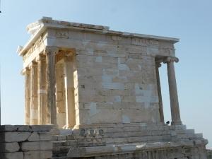 512. Atenas. templo de Atenea Niké