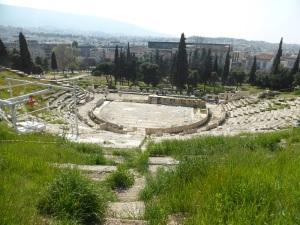 523. Atenas. Teatro de Dionisio
