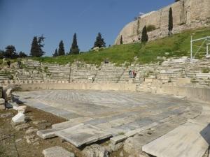 526. Atenas. Teatro de Dionisio