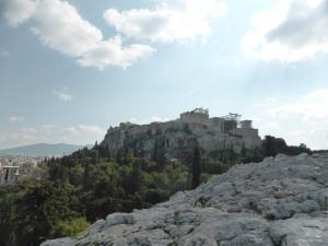 529. Atenas. Acrópolis desde el Aerópago
