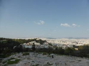 530. Atenas desde el Aerópago