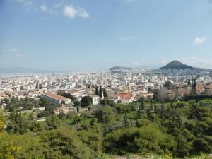 533. Atenas desde el Aerópago