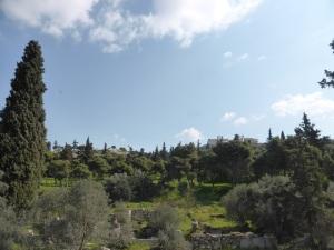 534. Atenas. Bajando hacia el Ágora