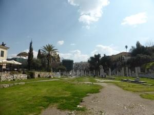 538. Atenas. Ágora romana