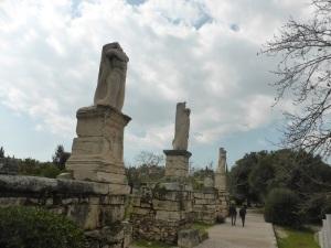 559. Atenas. Ágora