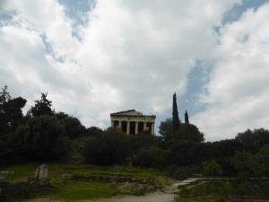 562. Atenas. Ágora. Hefesteion