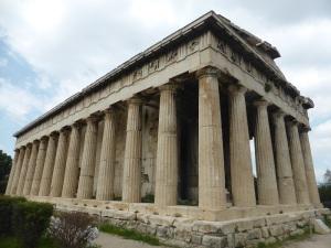 566. Atenas. Ágora. Hefesteion