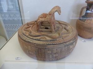 573. Atenas. El Keramikon. Museo