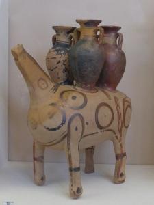 574. Atenas. El Keramikon. Museo