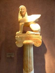 577. Atenas. El Keramikon. Museo