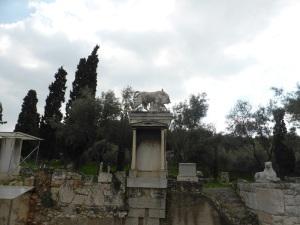 584. Atenas. El Keramikon