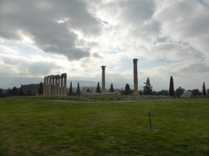 639. Atenas. Olimpeion