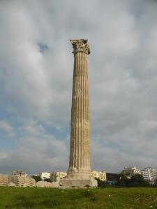 642. Atenas. Olimpeion
