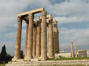 650. Atenas. Olimpeion