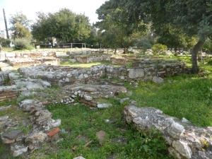 654. Atenas. Olimpeion