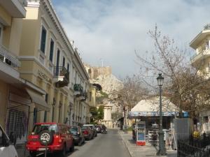 660. Atenas. Linterna de Lisícrates