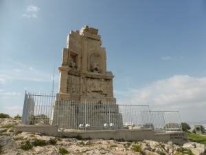 672. Atenas. Monumento a Filopapo