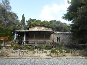 688. Atenas. San Demetrio Lumbardiaris