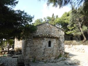 691. Atenas. San Demetrio Lumbardiaris