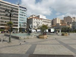 700. Atenas. Plaza Kotzia