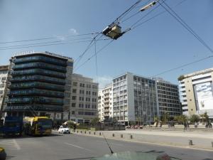 701. Atenas. Plaza Omonia