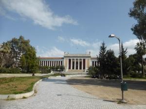 704. Atenas. Museo Arqueológico Nacional