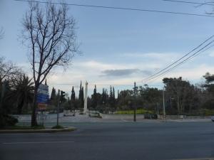770. Atenas. Regresando al hotel por la avenida Alexandras