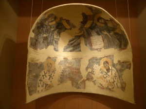 796. Atenas. Museo bizantino.  Naxos. XIII