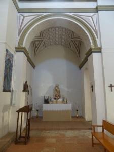 San Julián. Capilla sudeste