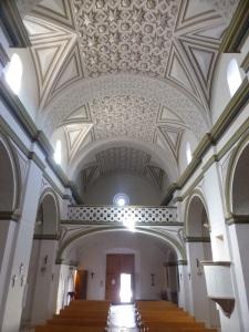 San Julián. Interior hacia los pies 1