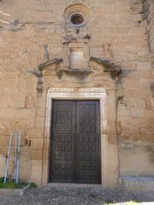 San Julián. Portada