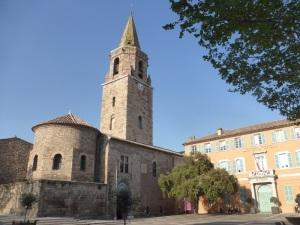 005. Fréjus. Catedral de Saint-Léonce