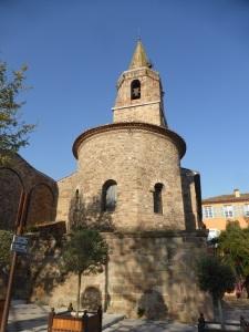 008. Fréjus. Catedral de Saint-Léonce