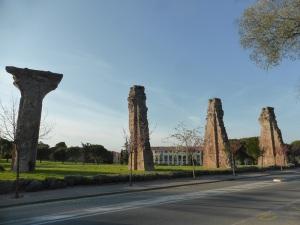017. Fréjus. Acueducto romano